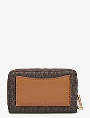 Michael Kors Bags - SM ZA CARD CASE - kaart houders - brn/acorn - 1