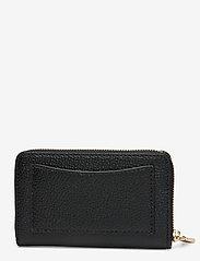 Michael Kors - SM ZA CARD CASE - kaart houders - black - 1