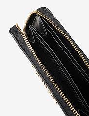Michael Kors - SM ZA CARD CASE - kaart houders - black - 4