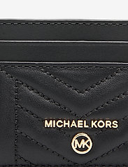 Michael Kors - CARD HOLDER - kaart houders - black - 3