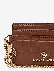 Michael Kors - SM CHAIN ID CRD CASE - kaart houders - chestnut - 3