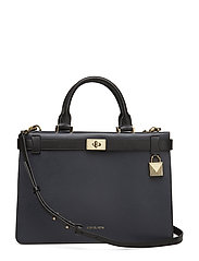 MD SATCHEL - ADMIRAL/BLK