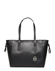 MD MF TZ TOTE - BLACK