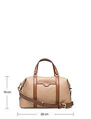 Michael Kors - SM SATCHEL - shoulder bags - camel multi - 5