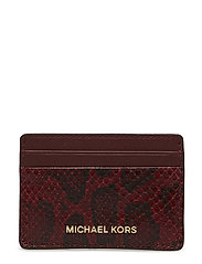 CARD HOLDER - MAROON