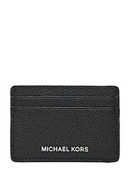 MONEY PIECES CARD HOLDER - BLACK