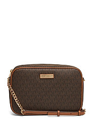 CROSSBODIES LG EW CROSSBODY - BROWN
