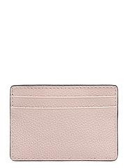 CARD HOLDER - SOFT PINK