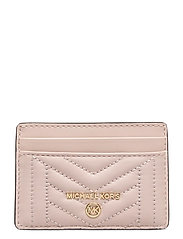 CARD HOLDER - SOFT PINK