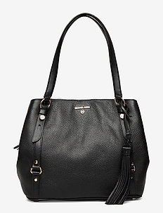 CARRIE LG SHLDR TOTE - shopperit - black