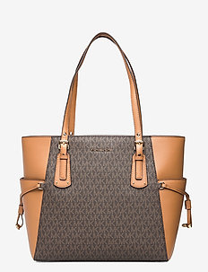 EW TOTE - fashion shoppers - brn/acorn