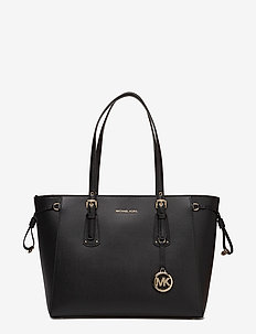 MD MF TZ TOTE - shoppers - black