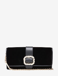MD SLIM CLUTCH - BLACK