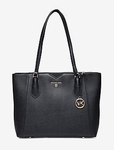 MD TOTE - fashion shoppers - black