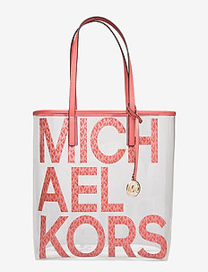 LG NS TOTE - fashion shoppers - pnkgrpft mlt