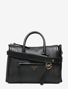 MD SATCHEL - black
