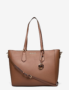 LG 3 IN 1 TOTE - shoppers - brn/luggage