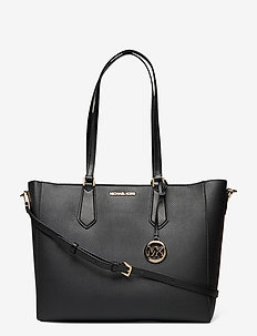 LG 3 IN 1 TOTE - shoppers - black