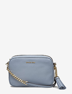 MD CAMERA BAG - skuldertasker - pale blue