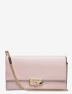 LG CLUTCH XBODY - shoulder bags - soft pink