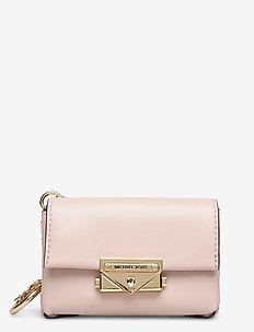 CECE BAG CHARM - clutches - soft pink