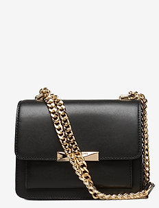 XS GUSSET CROSSBODY - tassen - black