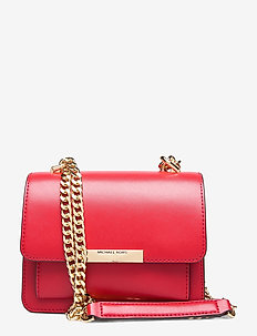 XS GUSSET CROSSBODY - tassen - bright red