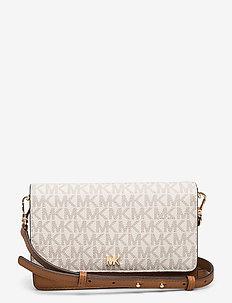PHONE CROSSBODY - shoulder bags - vanilla/acrn
