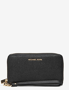 LG FLAT MF PHN CASE - wallets - black