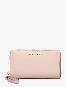 LG FLAT MF PHN CASE - plånböcker - soft pink