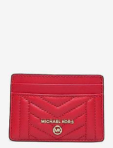 CARD HOLDER - kortholdere - bright red