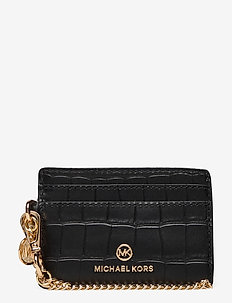 SM CHAIN ID CRD CASE - kaart houders - black