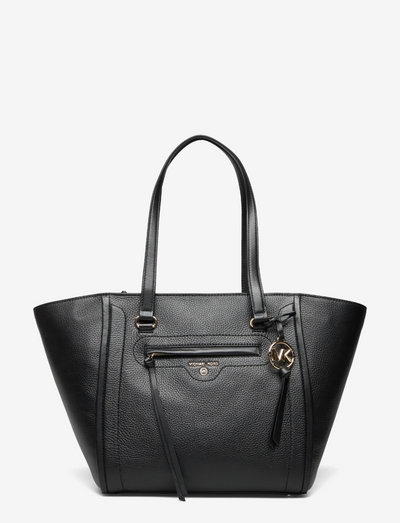 MD TOTE - shoppers - black