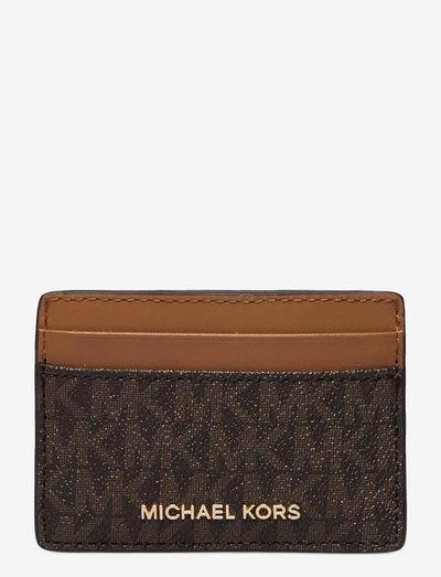 CARD HOLDER - kaarthouders - brown