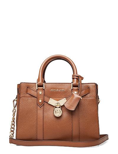 Sm Satchel Bags Top Handle Bags Braun MICHAEL KORS BAGS