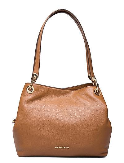 Lg Shldr Tote Bags Top Handle Bags Braun MICHAEL KORS BAGS