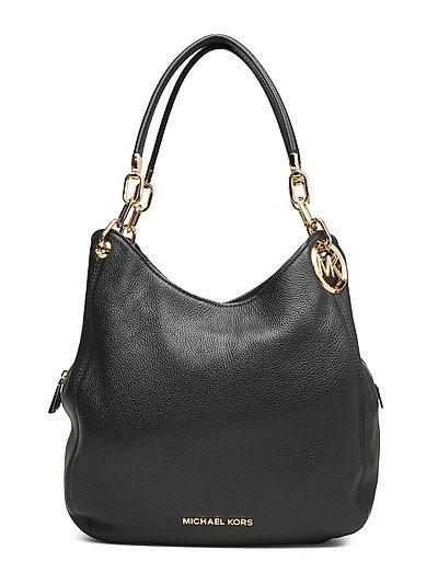 Lg Chain Shldr Tote Bags Top Handle Bags Schwarz MICHAEL KORS BAGS