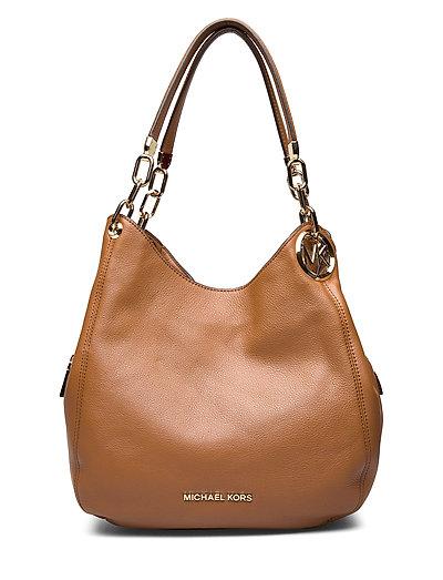 Lg Chain Shldr Tote Bags Top Handle Bags Braun MICHAEL KORS BAGS