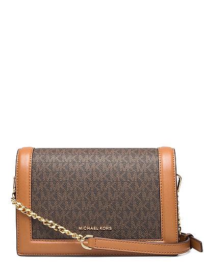 Lg Fullflp Chn Xbody Bags Small Shoulder Bags - Crossbody Bags Braun MICHAEL KORS BAGS