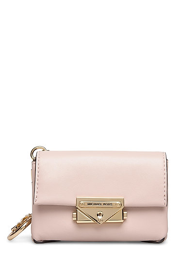 Charms Leather Cece Bag Charm Bags Clutches Pink MICHAEL KORS BAGS