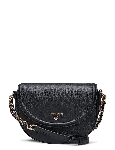 Md Hlf Dome Chn Xbdy Bags Small Shoulder Bags - Crossbody Bags Schwarz MICHAEL KORS BAGS