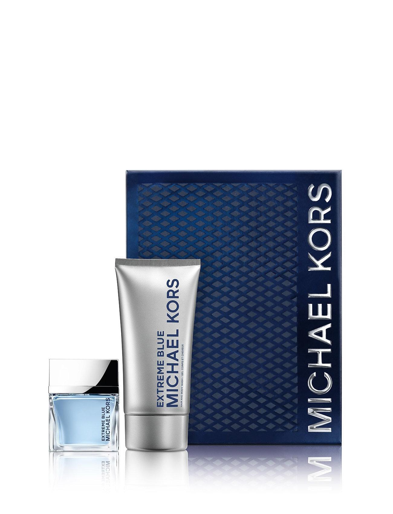 Michael Kors Fragrance EXTREME BLUE MEN SET W. EDT 70ML / BODY WASH 150 ML - NO COLOR