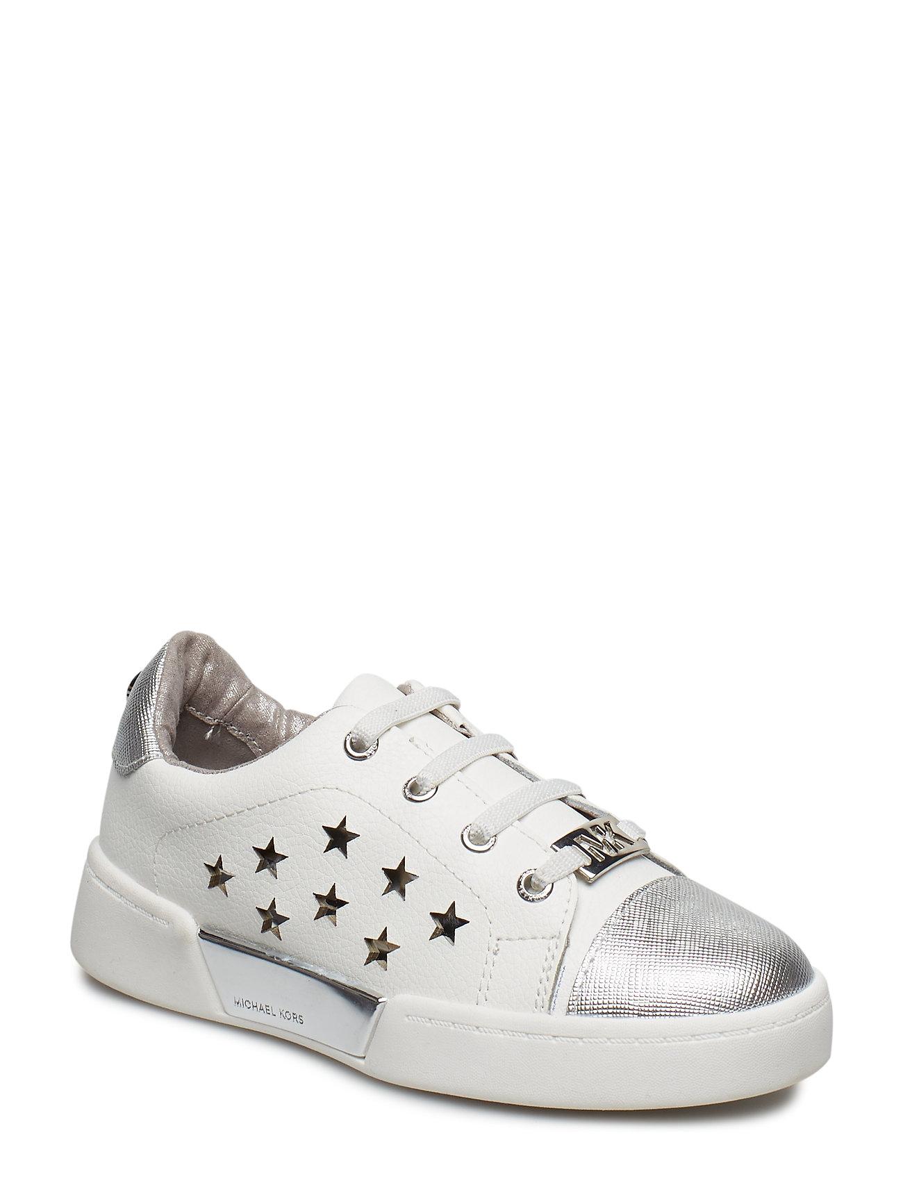1b4aef6a Hvid Michael Kors Zia Guard Bae-T sneakers for børn - Pashion.dk