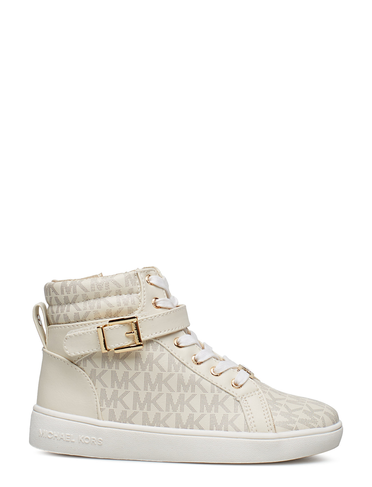 91c2c8c5 Vanilla Michael Kors Zia Ivy Abbigail sneakers for børn - Pashion.dk