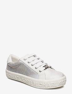 ZIA LEMON JAYANA - laag sneakers - silver metallic snake
