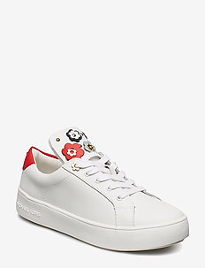 ZIA MAVEN MINDY - WHITE/NAVY/RED