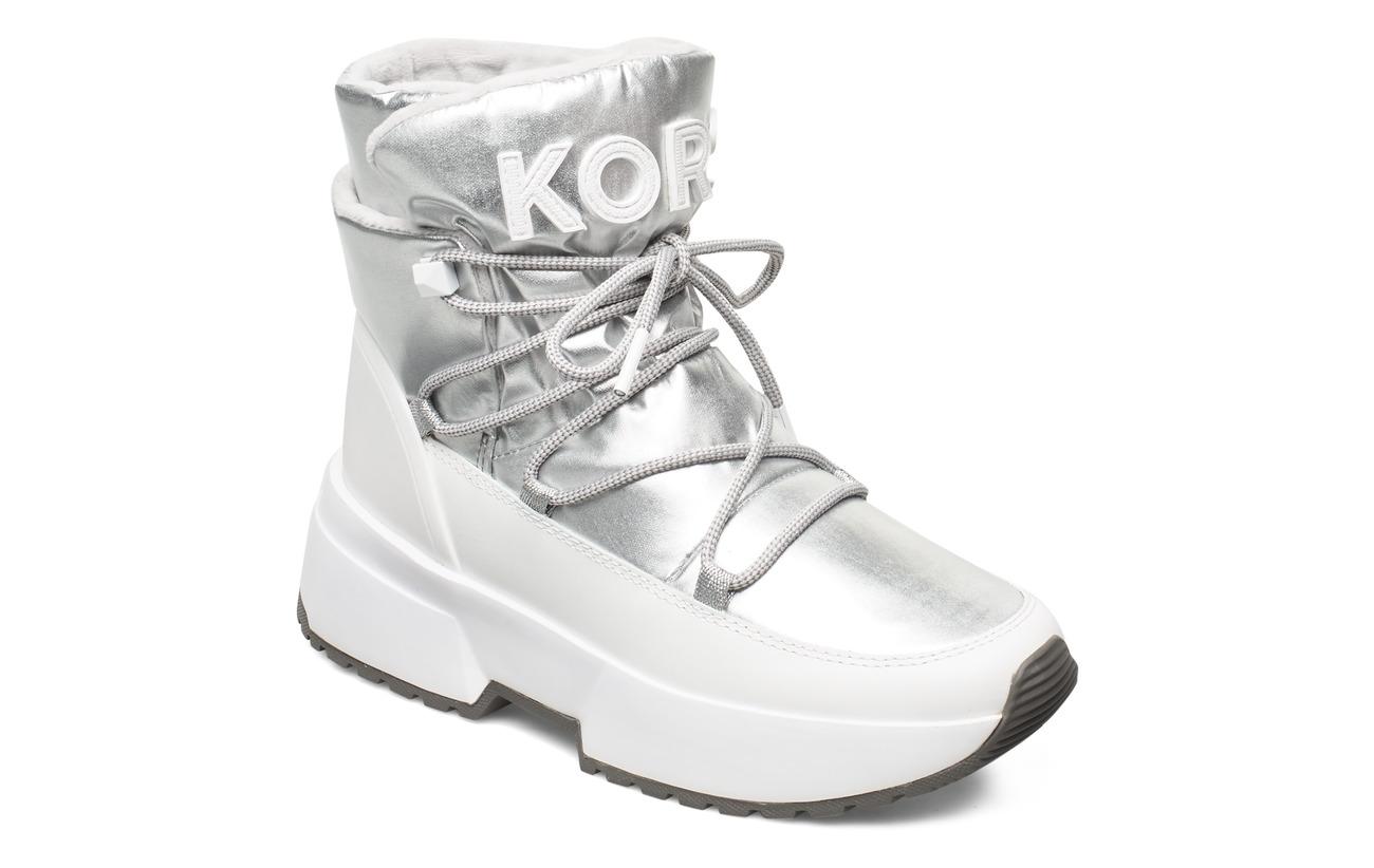 Michael Kors Shoes CASSIA BOOTIE - SILVER