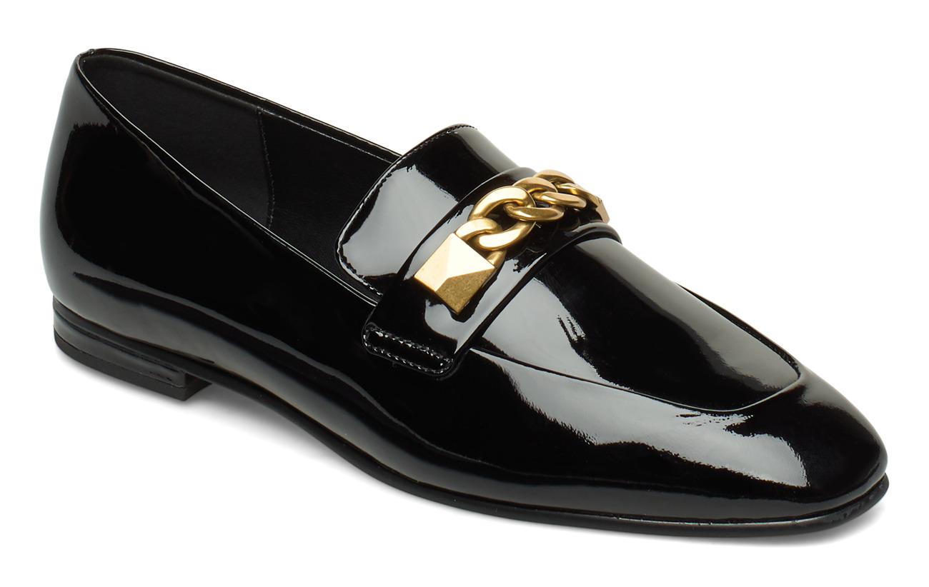 Michael Kors Shoes GALLOWAY LOAFER - BLACK