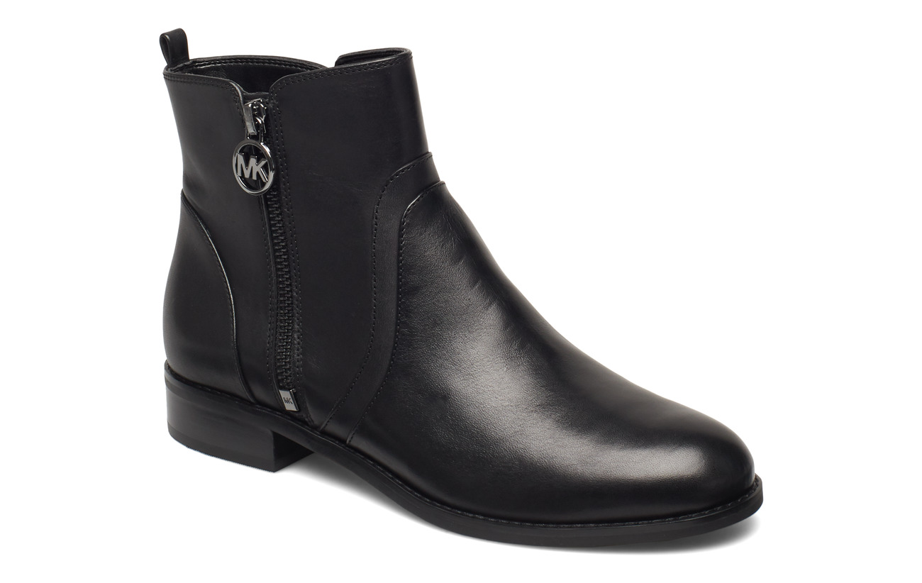 Michael Kors Shoes KARSYN FLAT BOOTIE - BLACK