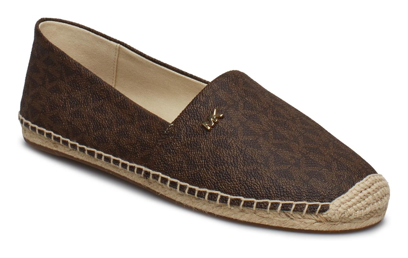 Michael Kors Shoes KENDRICK SLIP ON - BROWN